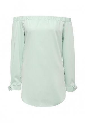 Блуза Vittoria Vicci. Цвет: зеленый