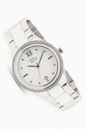 Наручные часы PIERRE RICAUD. Цвет: белый