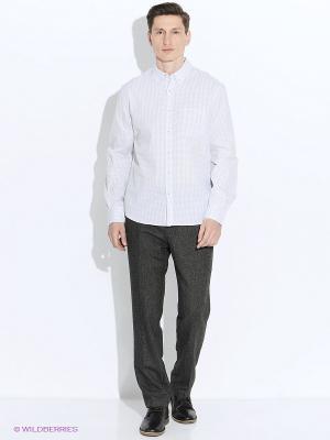 Рубашка TOM FARR. Цвет: белый