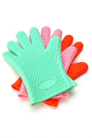 Перчатка 27,5 см Mayer&Boch. Цвет: розовый