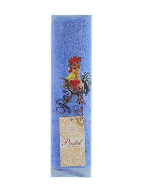 Полотенце кухонное La Pastel. Цвет: голубой