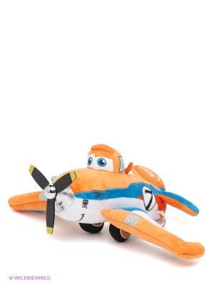 Мягкая игрушка Мульти-пульти Disney дасти с пропеллером. Цвет: оранжевый, синий