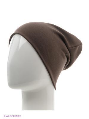 Шапка Varmara. Цвет: коричневый