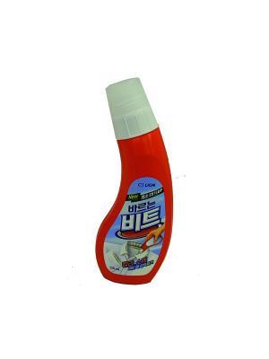 Чистящее жидкое средство от пятен перед стиркой Beat 220 мл Cj Lion. Цвет: красный
