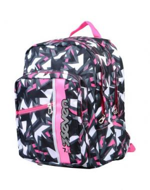Рюкзаки и сумки на пояс SEVEN. Цвет: свинцово-серый