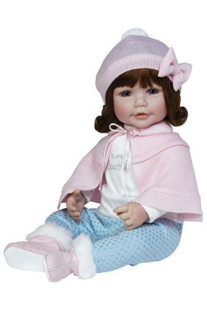 Кукла Jolie Adora inc.. Цвет: пурпурный, белый, розовый, гол