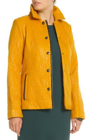 Куртка RIO VERTI. Цвет: бежевый