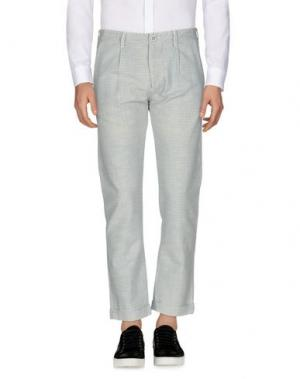 Повседневные брюки AUTHENTIC ORIGINAL VINTAGE STYLE. Цвет: синий