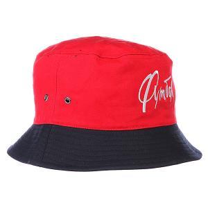 Панама  Футбол Red/Royal Запорожец. Цвет: красный,синий