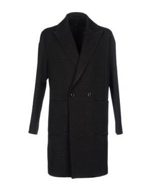 Пальто FUTURO. Цвет: темно-коричневый