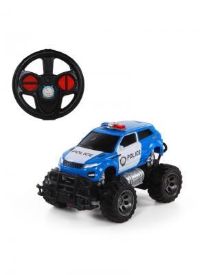 Машина Радиоуправляемая YAKO. Цвет: голубой