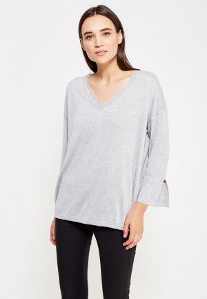 Пуловер Art Love. Цвет: серый