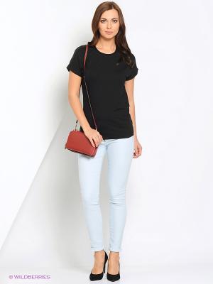 Блуза PRIZZARO. Цвет: черный