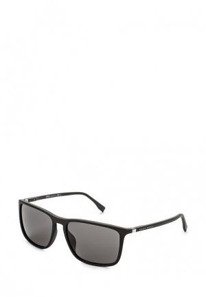 Очки солнцезащитные Boss Hugo. Цвет: коричневый