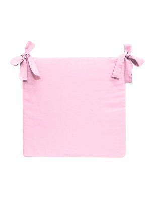 Сидушка декоративная 40*40, цвет розовый Dorothy's Нome. Цвет: розовый