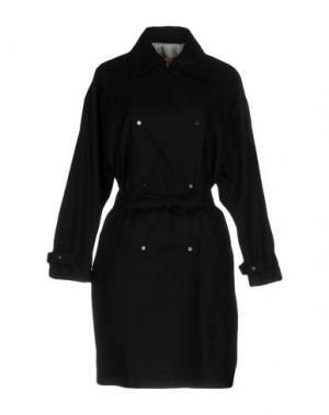 Пальто BONSUI. Цвет: черный