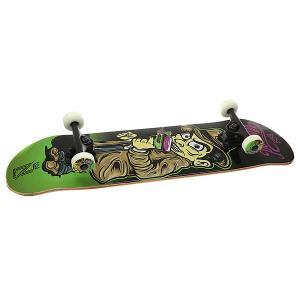 Скейтборд в сборе  Watergun Mob Green 31.75 x 8 (20.3 см) Nomad. Цвет: мультиколор