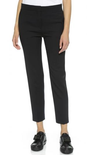 Saville Cropped Bistretch Trousers Acne Studios. Цвет: голубой