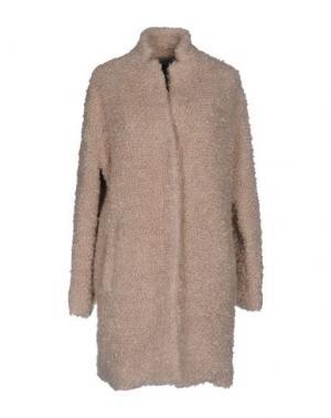 Пальто MASON'S. Цвет: бежевый