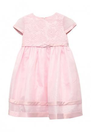 Платье Molly Rou. Цвет: розовый