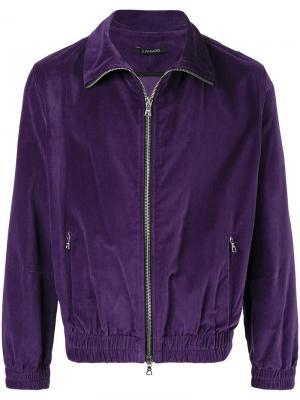 Куртка Paradis 3.Paradis. Цвет: розовый и фиолетовый