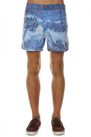 Пляжные мужские шорты  Killing Joke Bunker Deep Blue Insight. Цвет: голубой