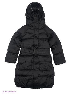 Пальто NELS. Цвет: черный