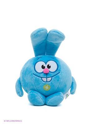 Мягкая игрушка Крош Смешарики. Цвет: голубой