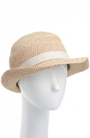 Шляпа Heidi Klein. Цвет: бежевый
