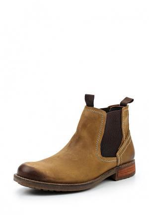 Ботинки Paolo Vandini. Цвет: коричневый
