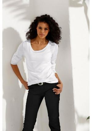 Пуловер BOYSENS BOYSEN'S. Цвет: белый, голубой, розовый, светло-серый, черный