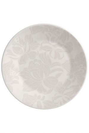Тарелка 24 м Biona. Цвет: серый