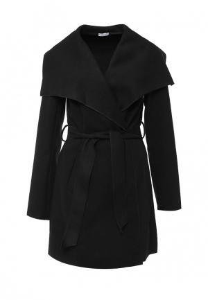 Пальто Aurora Firenze. Цвет: черный