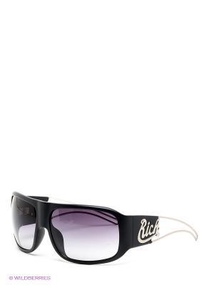 Солнцезащитные очки JOHN RICHMOND. Цвет: черный