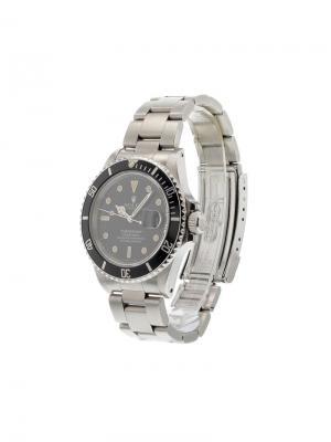 Аналоговые часы Submariner Date Rolex. Цвет: none