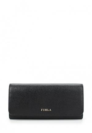 Кошелек Furla. Цвет: черный
