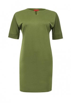 Платье O`Queen. Цвет: зеленый