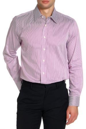 Рубашка REIKARTZ. Цвет: красный, белый