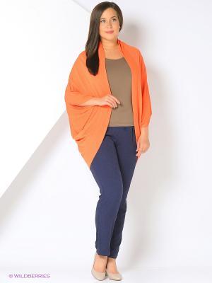 Жакет Stilla. Цвет: оранжевый