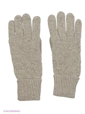 Перчатки Maxval. Цвет: светло-серый
