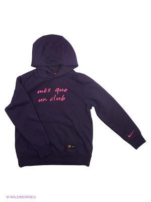 Худи Barcelona Nike Core Hoody. Цвет: фиолетовый