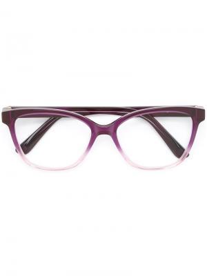 Оправа для очков Marin Mykita. Цвет: розовый и фиолетовый