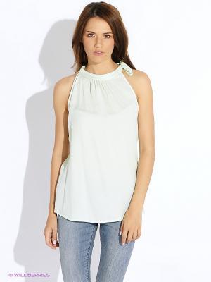Блузка LERROS. Цвет: светло-зеленый