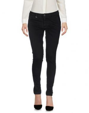 Повседневные брюки DW⁵. Цвет: черный