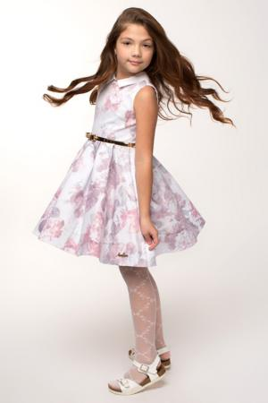 Платье il MIO tutto. Цвет: розовый