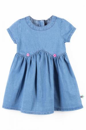 Платье Coccodrillo. Цвет: синий
