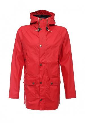 Куртка Barbour. Цвет: красный