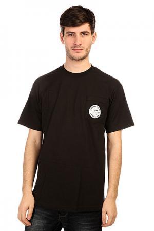 Футболка  Customs Pocket Black Creature. Цвет: черный
