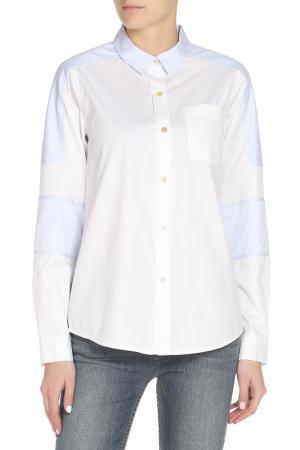Рубашка Marc by Jacobs. Цвет: белый