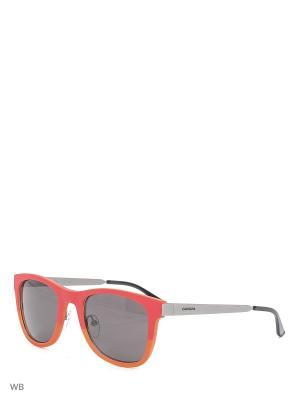 Солнцезащитные очки CARRERA 5023S XP4. Цвет: серебристый, красный